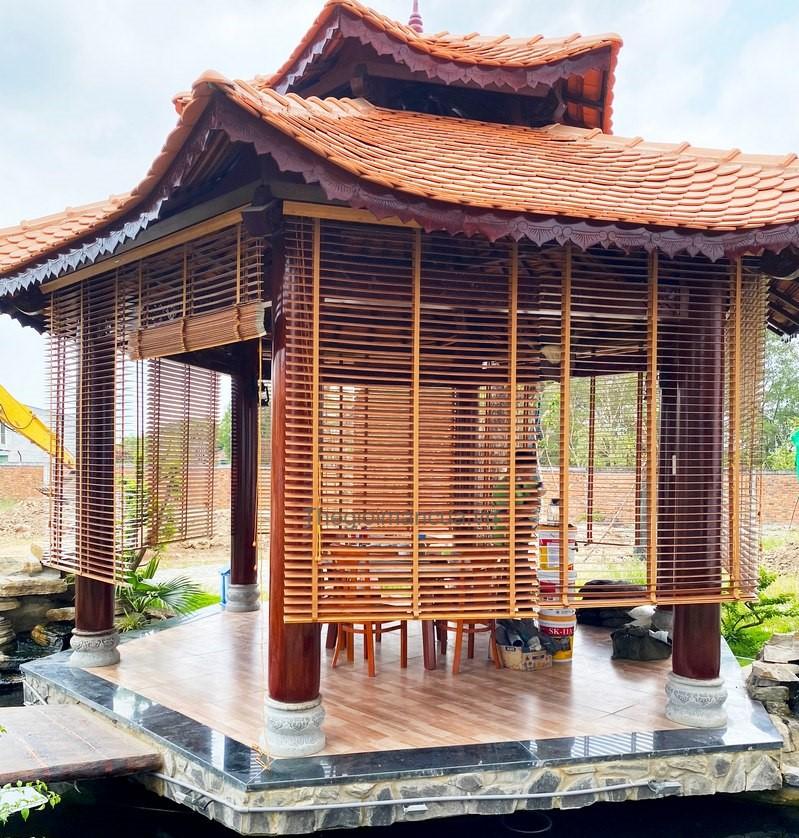 rèm cửa huyện Bình Chánh