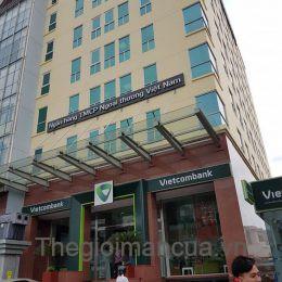 Rèm cửa ngân hàng Vietcombank